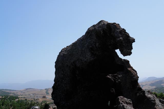 Roccia dell elefante - Elefante foglio di colore dell elefante ...
